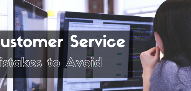 The Most Common Customer Service Mistakes