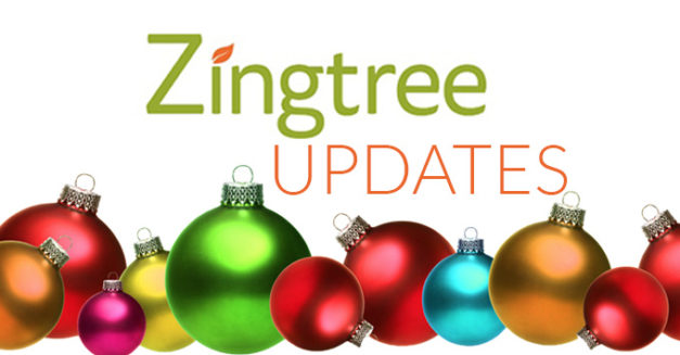 Friday Features: Zingtree Holiday Updates