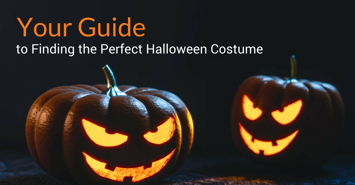 What Kind of Halloween Costume Should You Wear This Year?