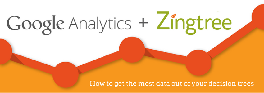Google Analytics for Zingtree: How to Integrate Decision Trees With GA