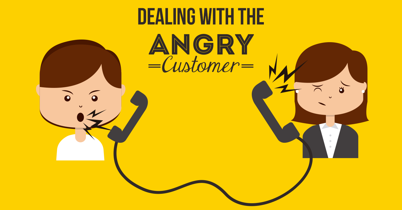 An Interactive Guide for How to Deal With Angry Customers