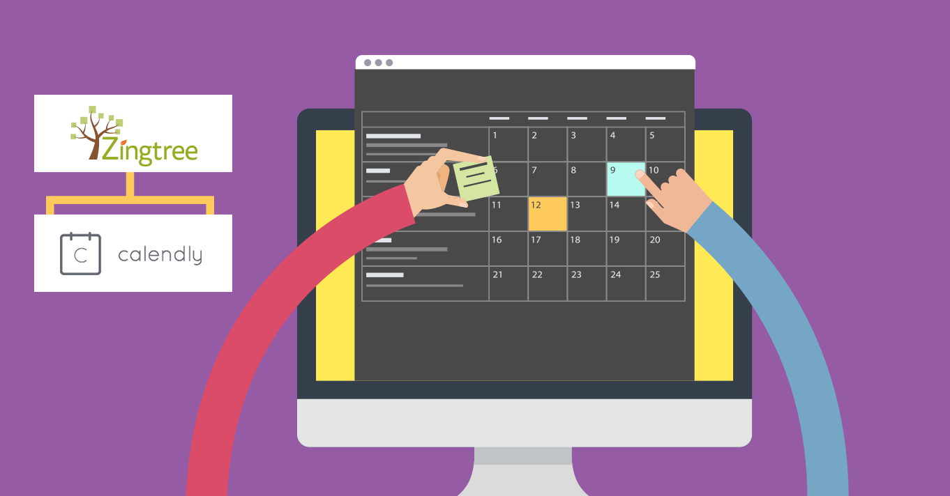 Using Decision Trees for Smart Scheduling with Calendly