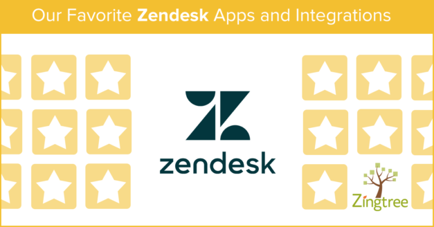 Customer Support Chart-Toppers: The 5 Best Apps for Zendesk