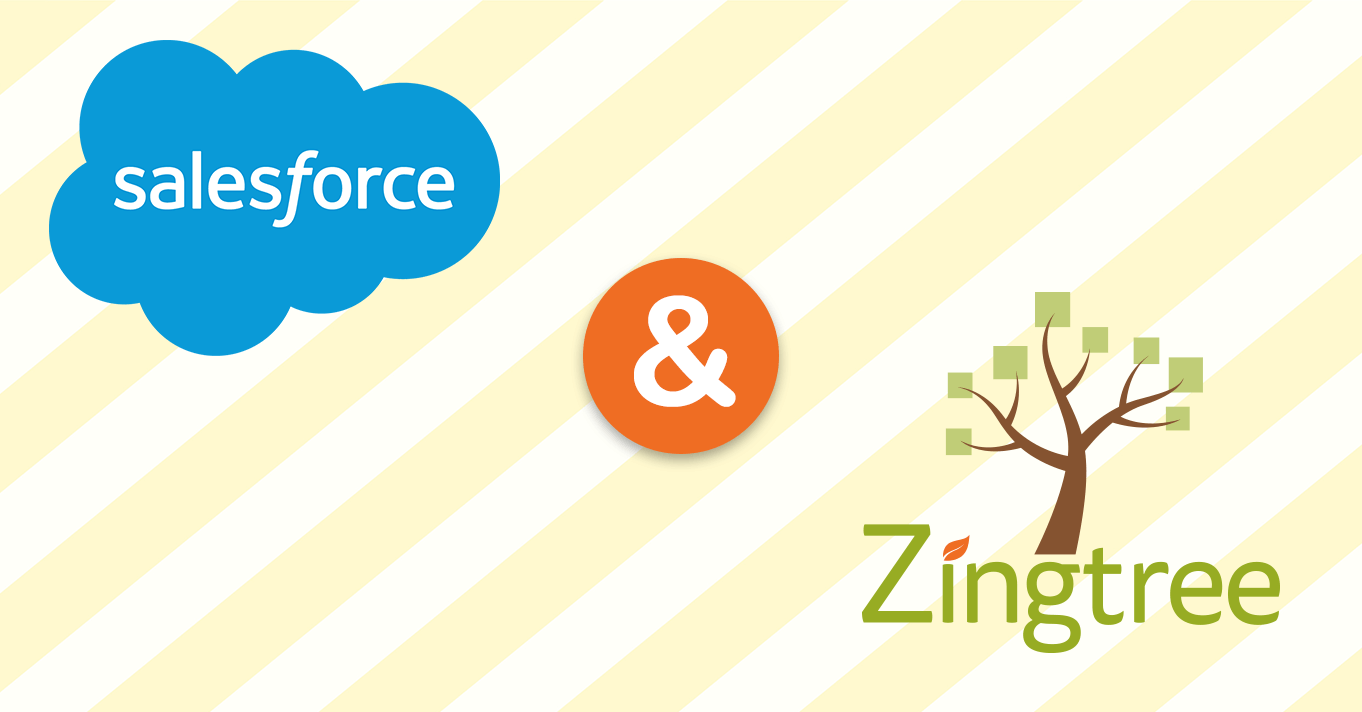 salesforce and zingtree