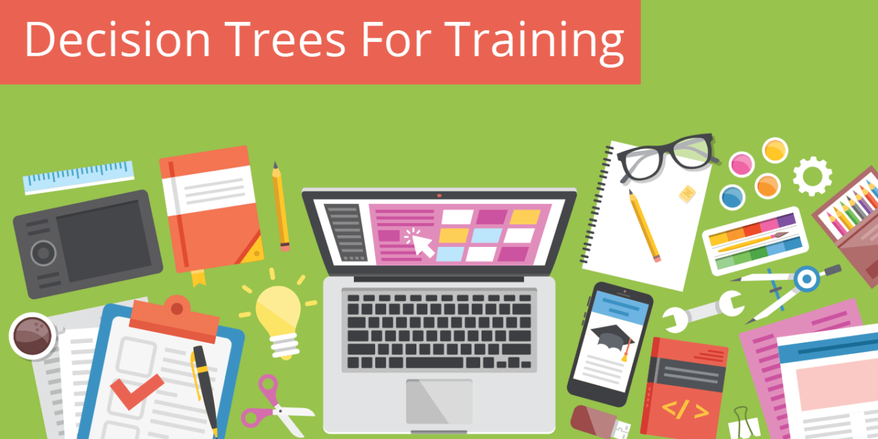Simple Software: How to Start a Training Program with Decision Trees