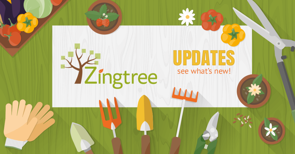 Zingtree: First Updates for 2019